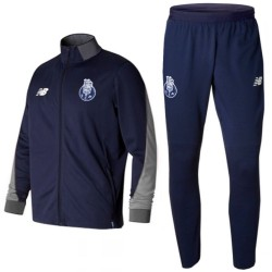 FC Porto football navy presentation tracksuit 2017/18 - New Balance