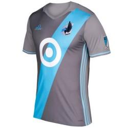 Minnesota United Player Issue Home football shirt 2017 - Adidas