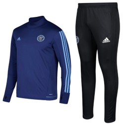 New York City FC training technical tracksuit 2017/18 - Adidas