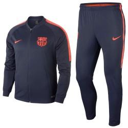 FC Barcelona präsentation Trainingsanzug 2018 - Nike