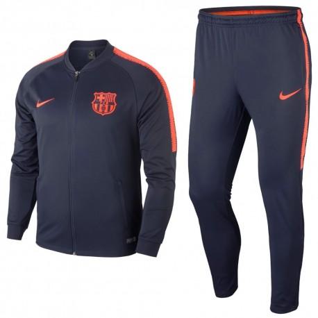 FC Barcelona training presentation tracksuit 2018 - Nike