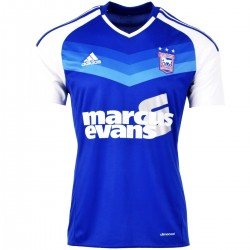 Ipswich Town FC Home football shirt 2016/17 - Adidas