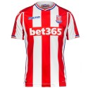 Stoke City football shirt Home 2017/18 - Macron