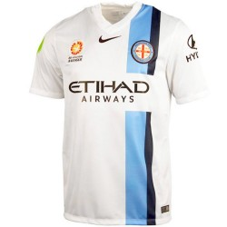 Melbourne City FC Home football shirt 2016 - Nike