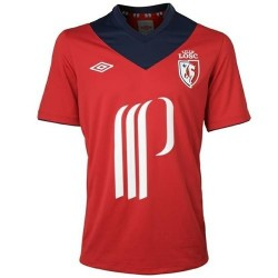 Football Jersey LOSC Lille 2012/13 Home-Umbro