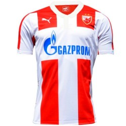 Red Star Belgrade (Beograd) Home football shirt 2015/16 - Puma