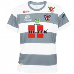 Chachoengsao Hi-Tek FC (Thailand) Away football shirt 2016 - Mawin