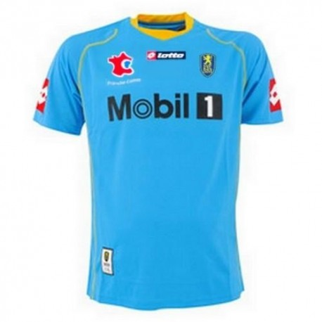 Football Jersey Sochaux Away 2008/2009-Lotto