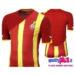 Ghana Fußball Trikot away 10/11 von Puma