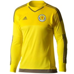 Scotland goalkeeper Away football shirt 2016/17 - Adidas