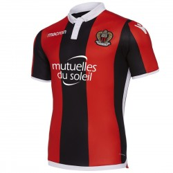 OGC Nice Home football shirt 2017/18 - Macron