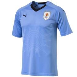 Uruguay football team Home shirt 2018/19 - Puma
