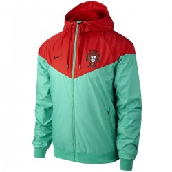 Portugal football team training rain jacket 2018/19 - Nike