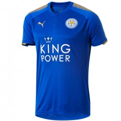 Leicester City FC Home football shirt 2017/18 - Puma