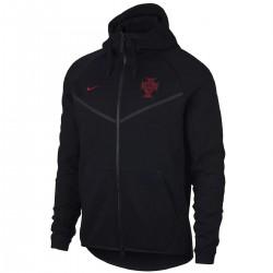 Portugal Authentic fleece casual presentation jacket 2018/19 - Nike