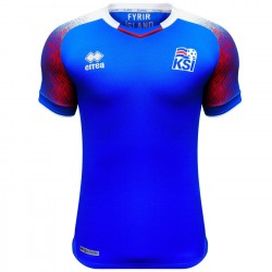 Iceland Home World Cup football shirt 2018/19 - Errea