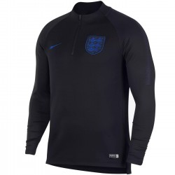 England football team black tech training sweatshirt 2018/19 - Nike
