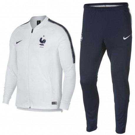 France football training presentation tracksuit 2018/19 - Nike
