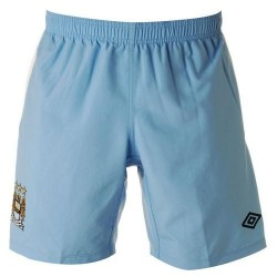 Shorts Manchester City 2011/12 Home-Umbro