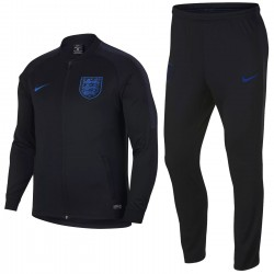 England football black training presentation tracksuit 2018/19 - Nike