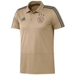 Ajax Amsterdam presentation polo shirt 2018/19 - Adidas