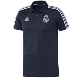 Real Madrid präsentations polo-shirt 2018/19 - Adidas
