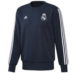 Real Madrid training jogging sweatshirt 2018/19 - Adidas