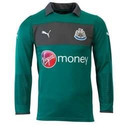 Newcastle United Away goalkeeper shirt 2012/13-Puma