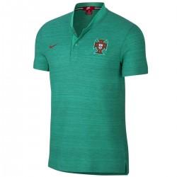 Portugal Grand Slam green presentation polo shirt 2018/19 - Nike