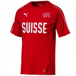Switzerland red training shirt 2018/19 - Puma