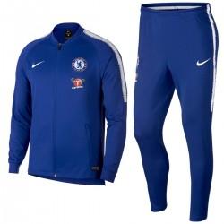 Chelsea FC training presentation suit 2018/19 blue - Nike