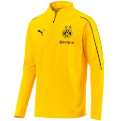 BVB Borussia Dortmund training technical sweatshirt 2018/19 - Puma
