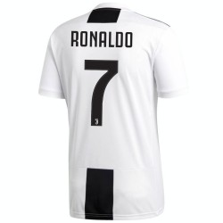 Ronaldo 7 Juventus FC Home football shirt 2018/19 - Adidas