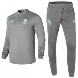 FC Porto grey training tech tracksuit 2018/19 - New Balance