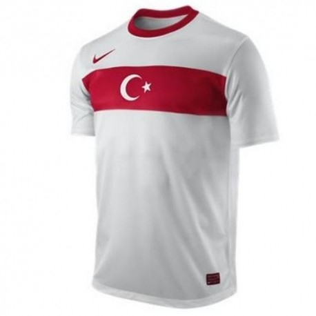 Turkey National Soccer Jersey Away 2012/13 Nike