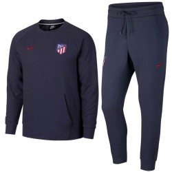 Atletico Madrid casual presentation sweat tracksuit 2018/19 - Nike