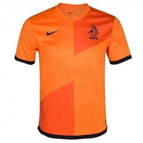National Jersey Holland Home Nike 2012/13