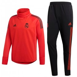 Real Madrid UCL training Tech tracksuit 2018/19 - Adidas