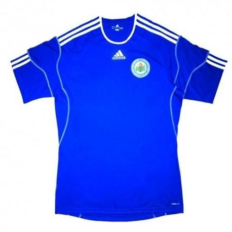 San Marino National Soccer Jersey Home 2011/12 - Adidas