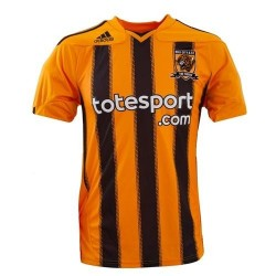 Hull City football shirt Home 2010/11 - Adidas