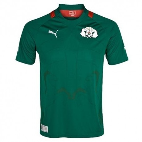 Burkina Faso National Soccer Jersey Home 2012/13 Pumas