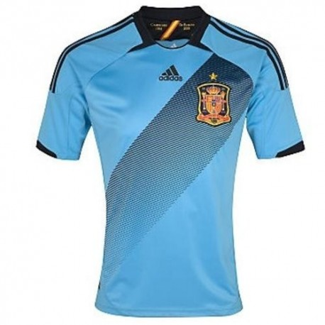 Spain National Jersey Away 12/13 by Adidas