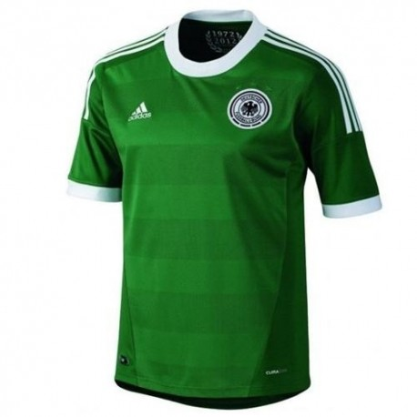 National Germany Away Jersey 2012/13 by Adidas