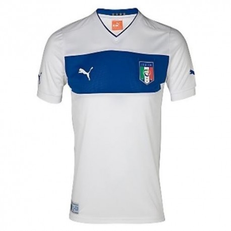 Italy National Soccer Jersey Away 2012/13-Puma