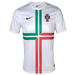 National Jersey 2012/13 Portugal Away-Nike