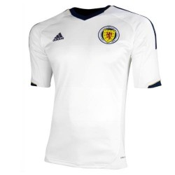 Scotland National team Away football shirt 2012/14 - Adidas