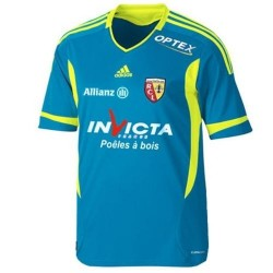 Lens Soccer Jersey 2011/12 Away by Adidas