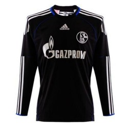 Schalke 04 Home Goalkeeper shirt 2010/12 by Adidas