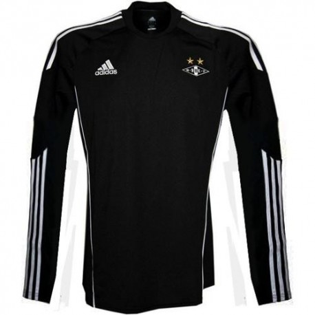 Rosenborg Soccer Jersey Fc 2010/12 Away by Adidas-long sleeves