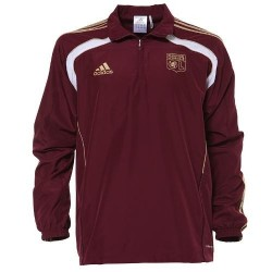 Training windbreaker 2010/12 Olympique Lyon by Adidas
